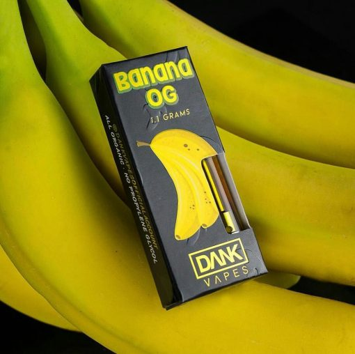 banana og dank vapes