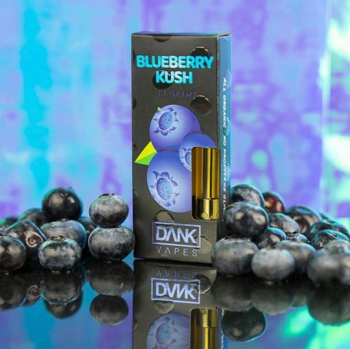 Blueberry Dank Vapes