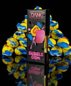 bubble gum dank vapes cartridges