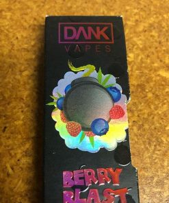 berry blast dank vapes