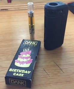 Birthday cake dank vapes cartridges