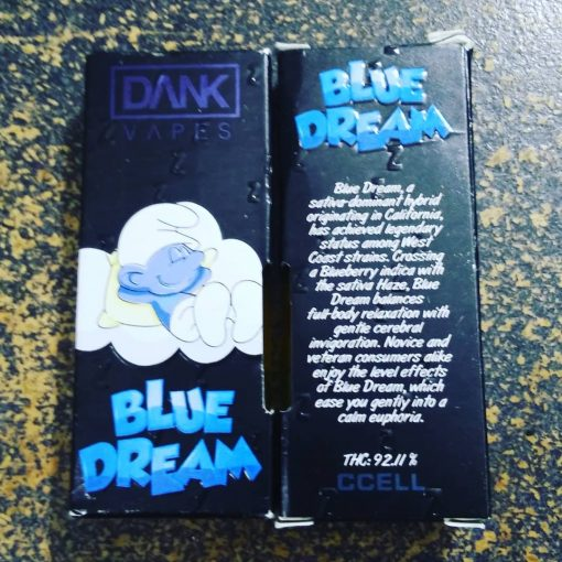 blue dream dank vapes