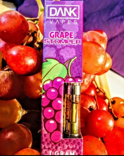 Grape stomper  Dank vapes