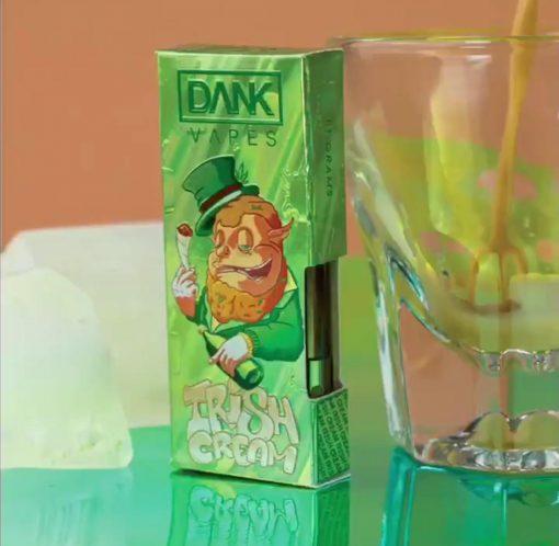 Irish Cream Dank Vapes
