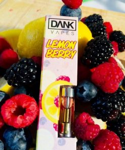 lemon berry dank vapes cartridges