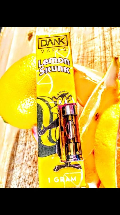 lemon Skunk Dank Vapes