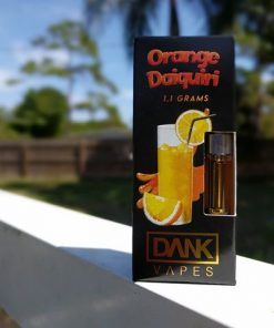 Orange Daiquiri DANK Vapes