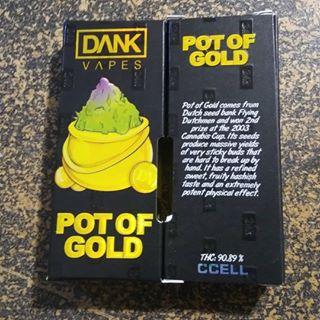 Pot of Gold Dank Vapes