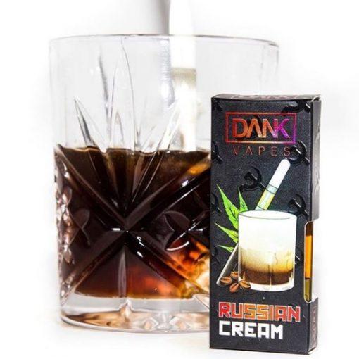 Russian Cream Dank Vapes