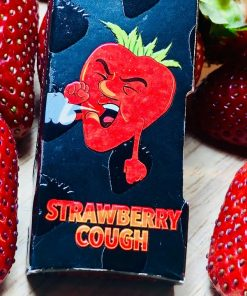 strawberry cough dank vapes