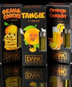 tangie dank vapes cartridges