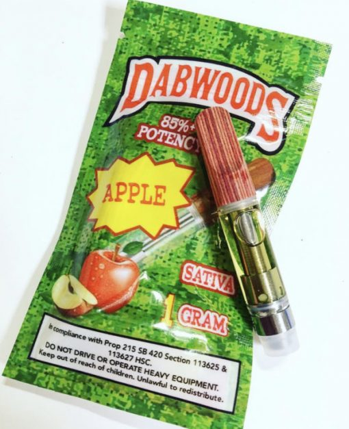 Apple dabwoods
