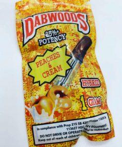 Peaches & Cream dabwoods