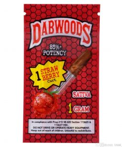 Strawberry dabwoods