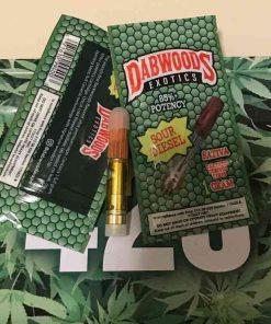 sour diesel dabwoods