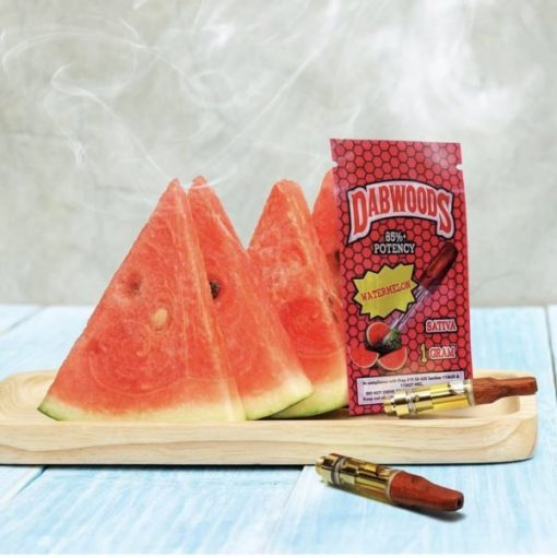 water melon dabwoods